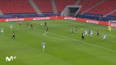 Gol de Gabriel Jesús (0-2) en el B. Mönchengladbach 0-2 M. City