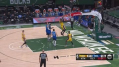 Tope anotador de LeBron para que los Lakers tomen la casa de Antetokounmpo