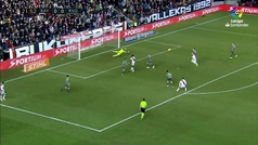Gol de oro: Gol de Comesaña (1-0) en el Rayo Vallecano 2-2 Real Sociedad