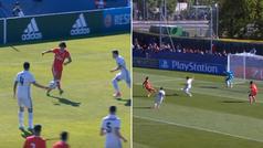 El doblete de Joao Felix al Madrid en la Youth League que hará sonreír a la afición atlética