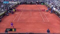 Así fue la victoria de Nadal ante Opelka... para jugar la final contra Djokovic