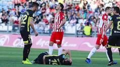 LaLiga 123 (J30): Resumen del Almería 0-0 Granada