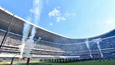 La NFL cancela juego en el Estadio Azteca por las condiciones del pasto