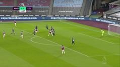 Premier League (J27): Resumen y goles del West Ham 2-0 Leeds United
