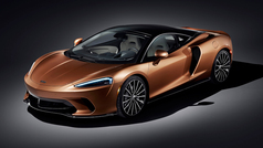 McLaren da el salto a los Gran Turismo con el nuevo GT