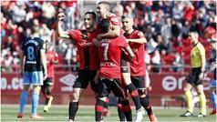 LaLiga 123 (J26): Resumen y goles del Mallorca 3-0 Lugo