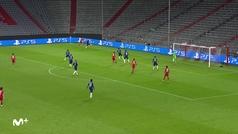 Gol de Tolisso (3-1) en el Bayern 4-1 Chelsea