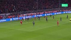 Gol de Müller (2-1) en el Bayern 3-1 Tottenham