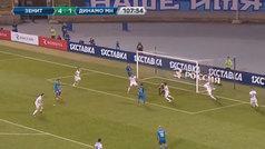 El Zenit remonta un 4-0 con un jugador menos, en la prórroga y a puerta cerrada