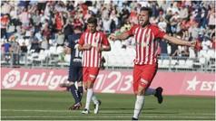 LaLiga 123 (J34): Resumen y goles del Almería 3-0 Nástic