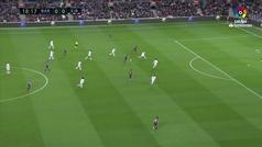 Gol de Oro: Gol de Luis Suárez (1-0) en el Barcelona 3-0 Eibar