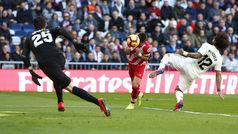 LaLiga (J24): Resumen y goles del Real Madrid 1-2 Girona