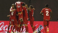 LaLiga (J7): Resumen y goles del Celta 1-1 Getafe