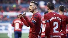 J22 Osasuna 2-Mallorca 0