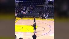 Stephen Curry asusta a la NBA ante su inminente vuelta a las canchas