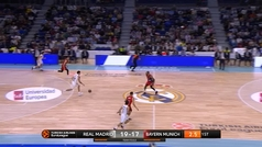 Euroliga: Real Madrid 91-78 Bayern