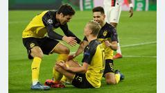 Champions League (Octavos): Resumen y goles del Dortmund 2-1 PSG