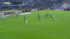 Gol de Brais Méndez (2-4) en el Celta 2-4 Real Madrid