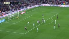 Gol de oro: Gol de Messi (3-4) en el Barcelona 3-4 Betis