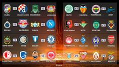 Poca suerte para los españoles en la Europa League