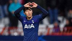 Champions League (Grupo B): Resumen y goles del Estrella Roja 0-4 Tottenham
