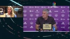 """Setién: """"Seguramente Messi también tiene que descansar"""""""