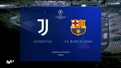 Champions League (J2): Resumen y goles del Juventus 0-2 Barcelona