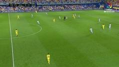 Gol de Juanmi (1-2) en el Villarreal 1-2 Real Sociedad