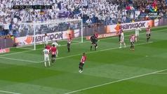 Gol de Benzema (2-0) en el Real Madrid 3-0 Athletic