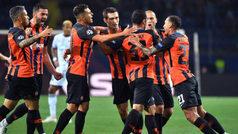 Champions League (J1): Resumen y goles del Shakhtar Donetsk 2-2 Hoffenheim