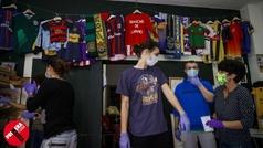 Dragones de Lavapiés: el fútbol de barrio exhibe su rostro más solidario