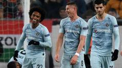 Europa League (J6): Resumen y goles del Videoton 2-2 Chelsea