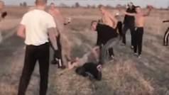 Lauta Army: Los ultras racistas que se entrenan pegándose palizas entre ellos