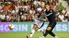 LaLiga (J1): Resumen y goles del Rayo 1-4 Sevilla