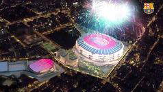 Así presenta el Barça, el sueño del barcelonismo: El nuevo Espai Barça con un nuevo Camp Nou