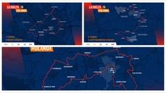 Así son las tres etapas de la Vuelta en Holanda