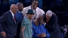 La mayor constelación de leyendas de la NBA: 19 anillos en la cancha