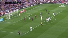 Gol de Oro: Rakitic (5-2) en el Barcelona 8-2 Huesca