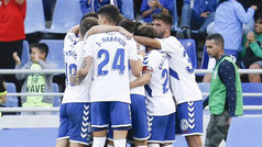 LaLiga 123 (J42): Resumen y gol del Tenerife 1-0 Zaragoza