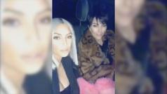 Kim Kardashian, obligada a evacuar su casa por un incendio