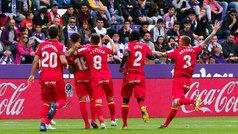 LaLiga (J32): Resumen y goles del Valladolid 2-2 Getafe