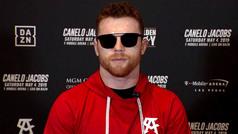 """Canelo Álvarez: """"Quiero quedar como uno de los grandes en la historia del boxeo"""""""