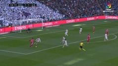 Gol de Portu (1-2) en el Real Madrid 1-2 Girona