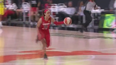 Chennedy Carter, la niña que quería ser Iverson y que ya es la sensación de la WNBA