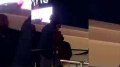 LeBron James se desata en Las Vegas celebrando el anillo de los Lakers