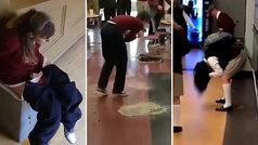 El asqueroso vídeo viral de la diarrea en un instituto... ¡es el trailer de presentación de American Vandal!