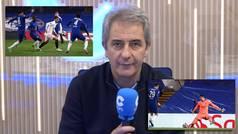 """""""El Chelsea era un equipo y el Madrid un grupo de futbolistas que..."""""""
