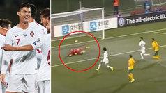 El gol más surrealista de Cristiano: ¿qué te pasó, Sektus?