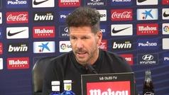 """Simeone: """"Torres es una leyenda absoluta del fútbol"""""""