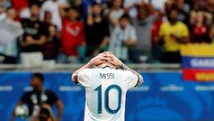 Copa América 2019 (Grupo B): Resumen y goles del Argentina 0-2 Colombia